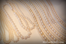 Akoya Pearl Necklace Strands