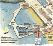 Map Courtesy of http://redondopier.com/